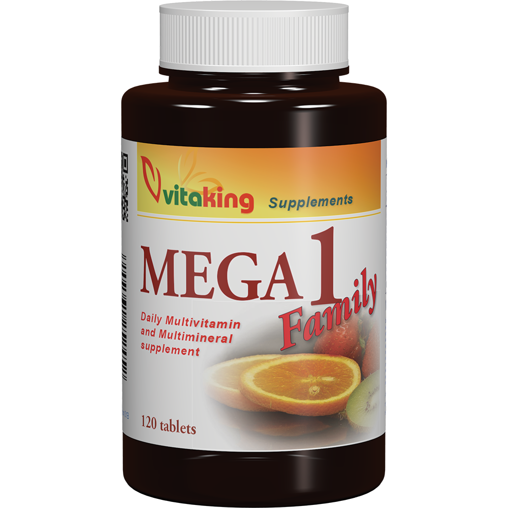 VitaKing Mega-1 Family 120 tab.