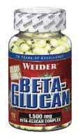 Weider Nutrition Beta-Glucan  (120 kap.)