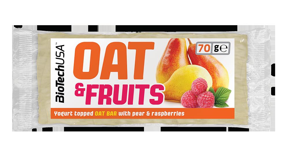 BioTech USA Oat & Fruits 70 gr.