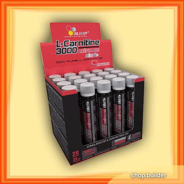 Olimp Sport Nutrition L-Carnitine 3000 Extreme Shot 20x25 ml