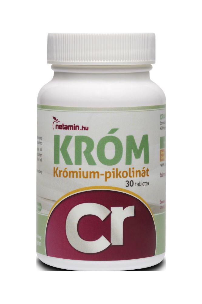 Netamin Chromium 30 tab.