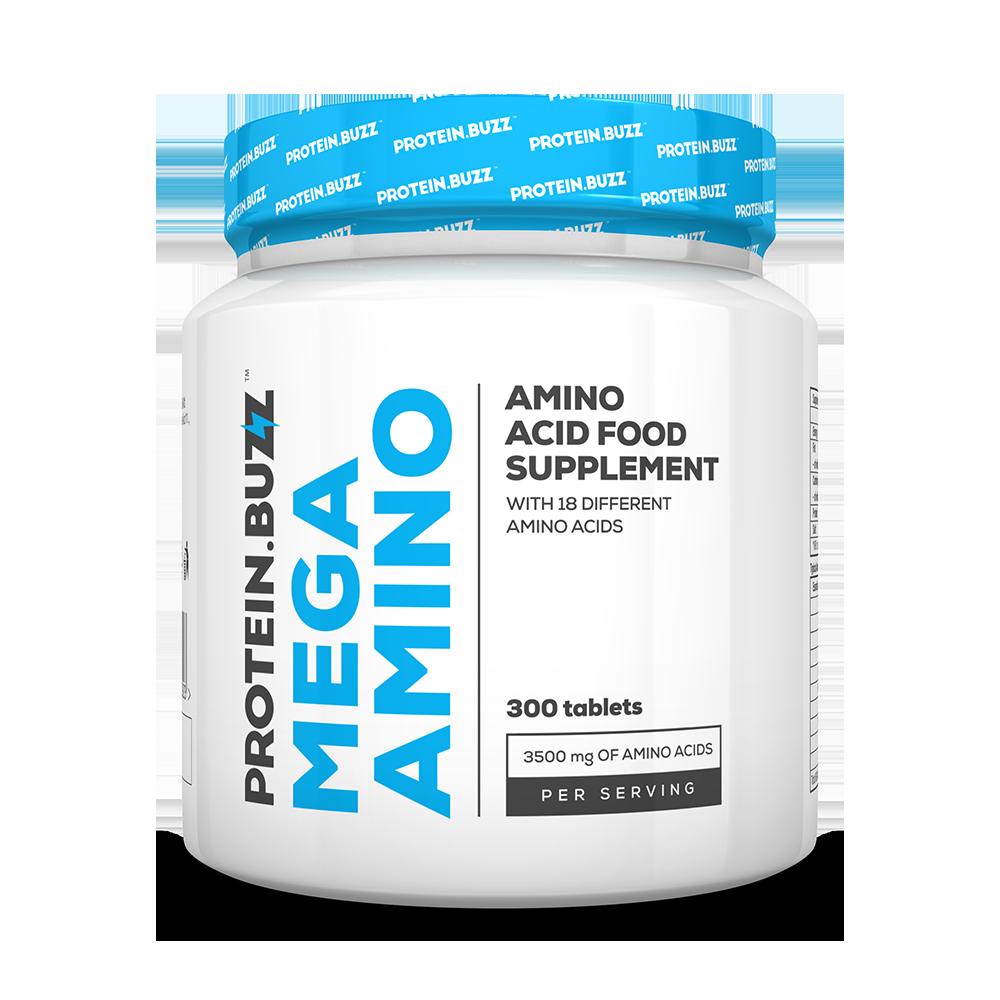 Protein Buzz Mega Amino 300 tab.