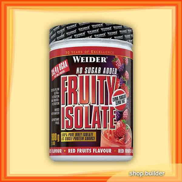 Weider Nutrition Fruity Isolate 0,908 kg