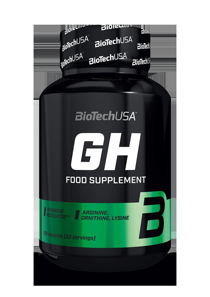 BioTech USA GH Hormon Regulator 120 kap.