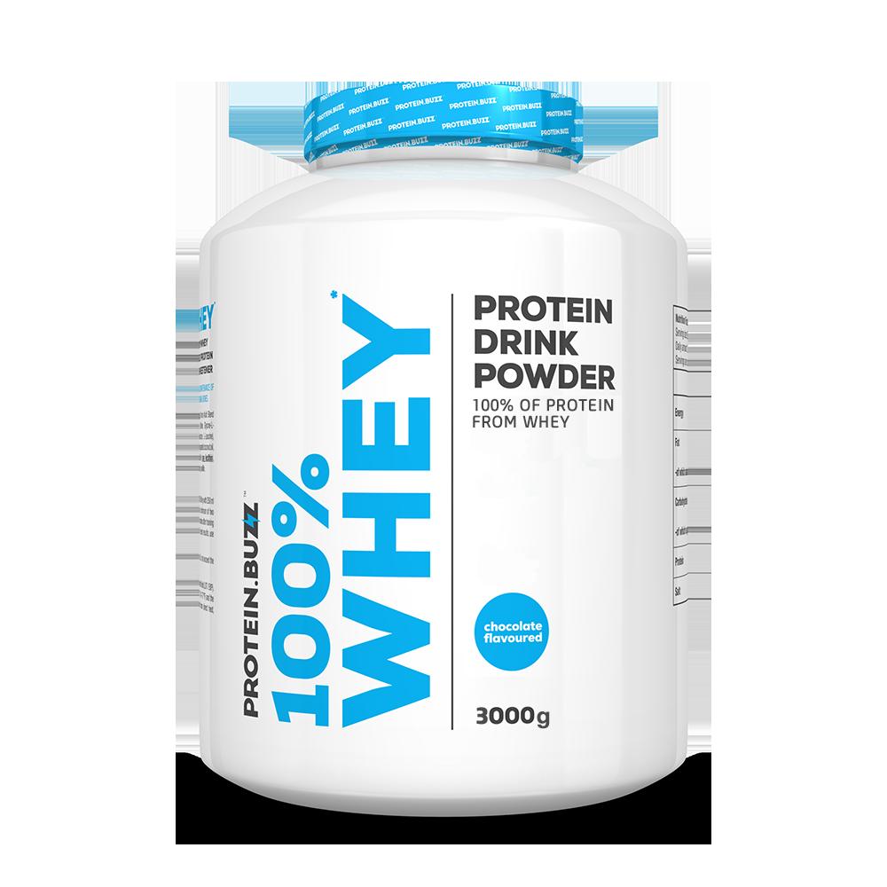 Protein Buzz 100% Whey 3 kg