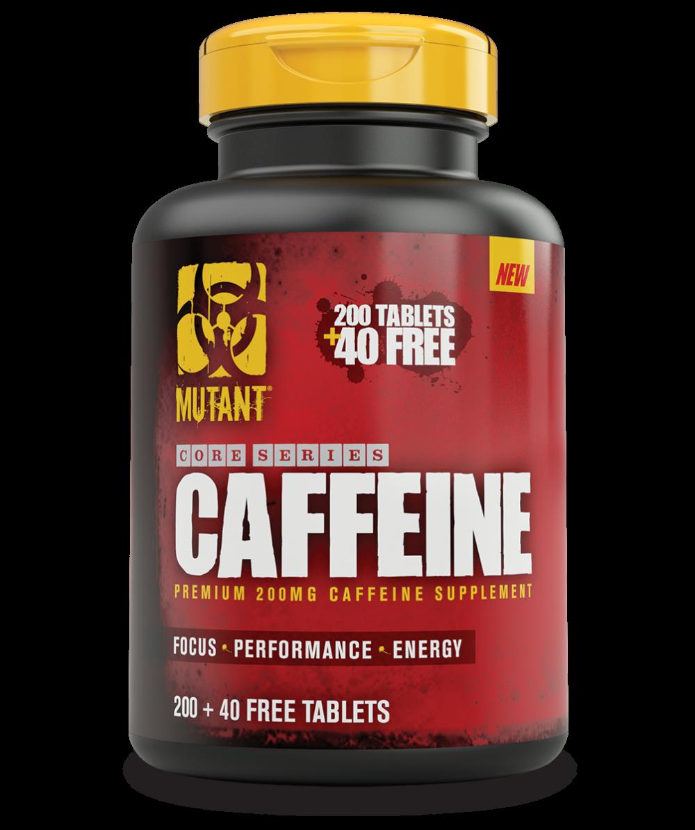 Mutant Caffeine 240 tab.