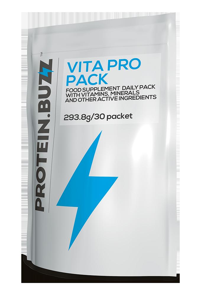Protein Buzz Vita Pro Pack 30 Pak.