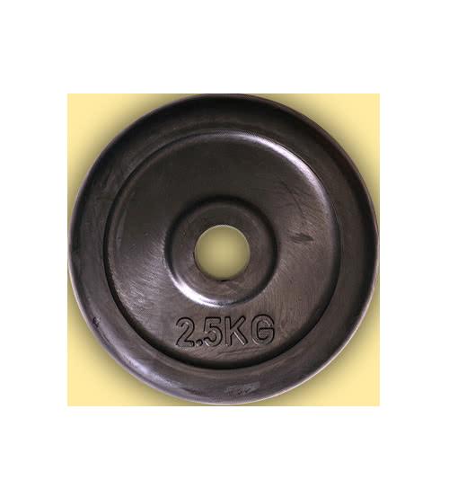 Andere Sport-Zubehör Gummi Platte 2,5 kg 2,5 kg