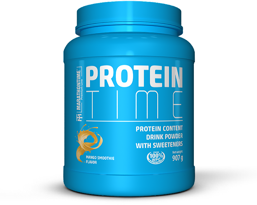 Marathontime Premium Line Protein Time 0,907 kg