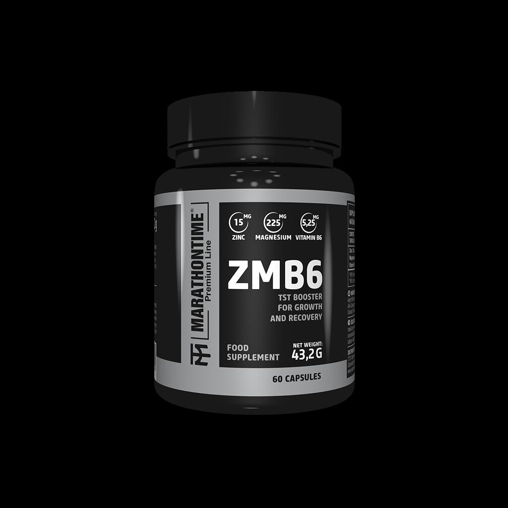 Marathontime Premium Line ZMB6 60 kap.