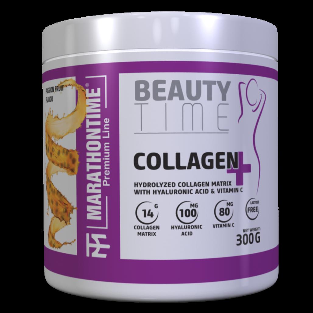 Marathontime Premium Line Collagen Plus 300 gr.