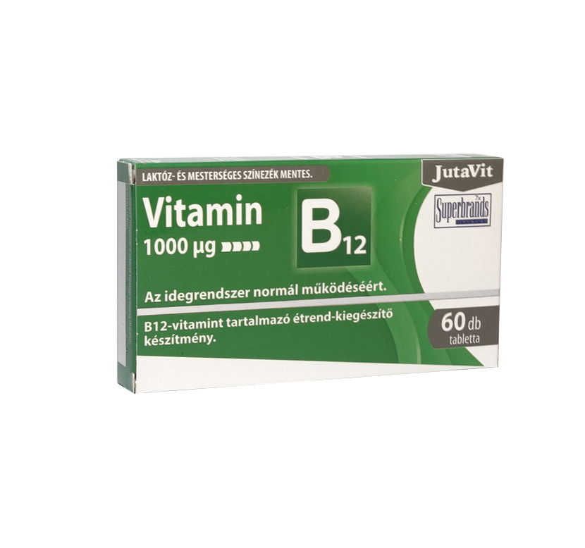 JutaVit Vitamin B12 60 tab.