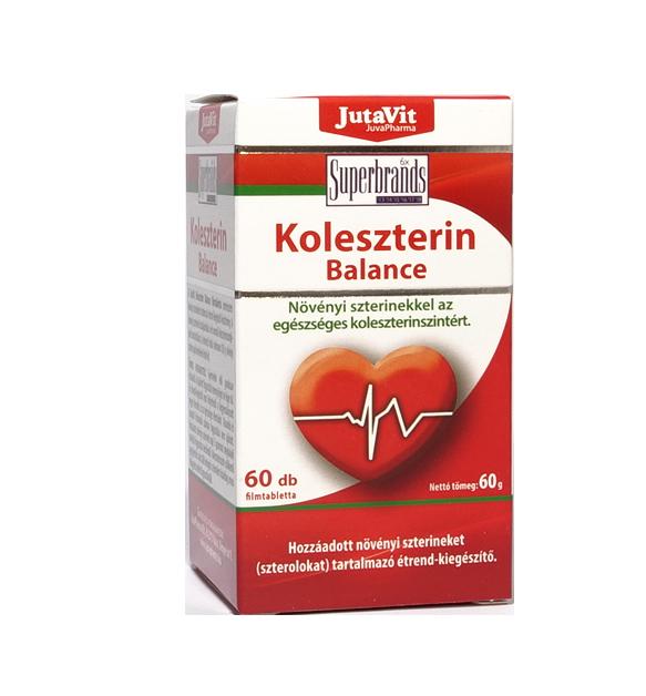 JutaVit Cholesterol  Balance 60 tab.