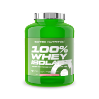 Scitec Nutrition 100% Whey Isolate (2 kg)