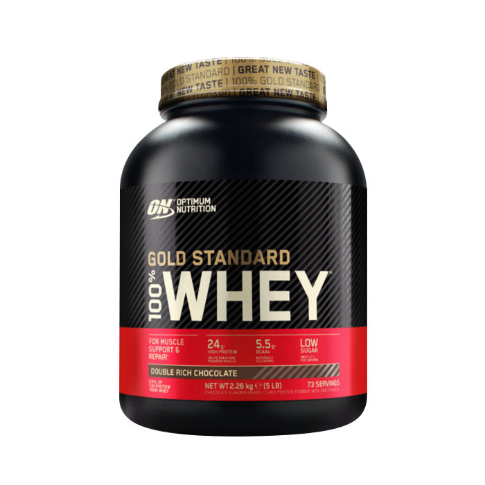 Optimum Nutrition 100% Whey Protein Gold Standard 2,273 kg