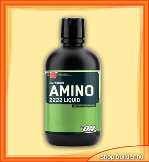 Optimum Nutrition Amino 2222 Liquid 948 ml
