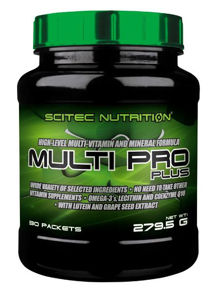 Scitec Nutrition Multi-Pro Plus 30 Pak.