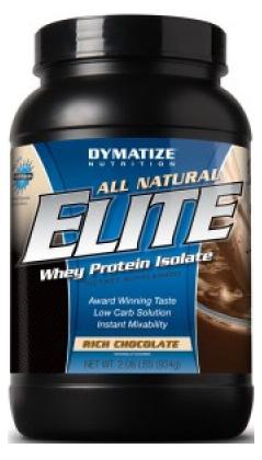 Dymatize All Natural Elite Whey 0,934 kg