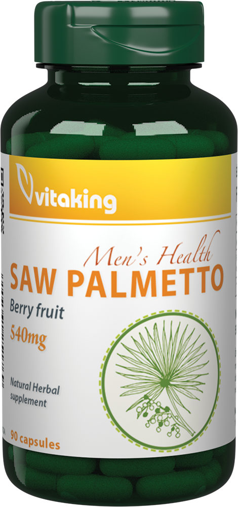 VitaKing Sägepalme (Saw Palmetto) 90 kap.